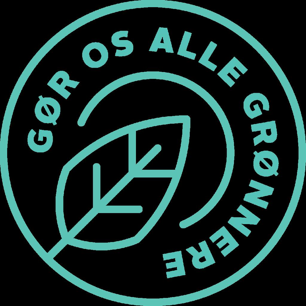 Gør os alle grønnere logo